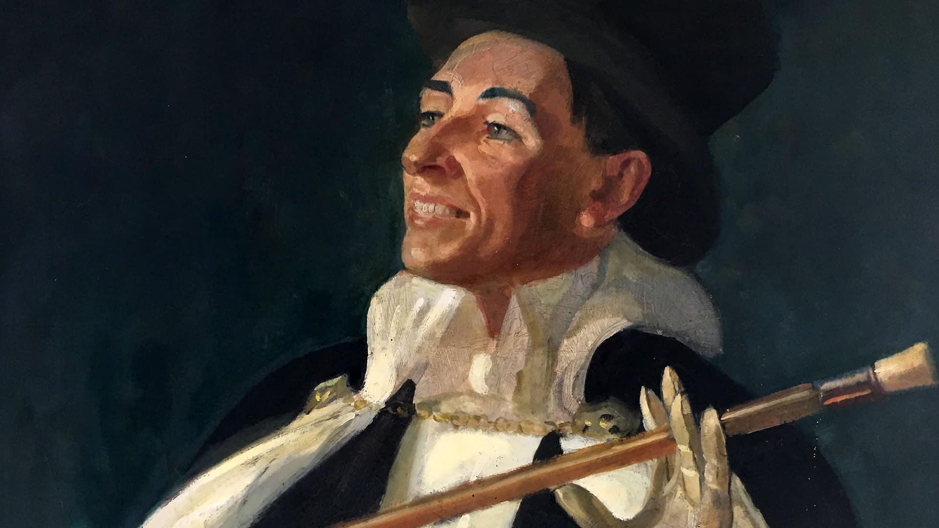 Józef Sendecki, Autoportret, fot. Paweł Wroński