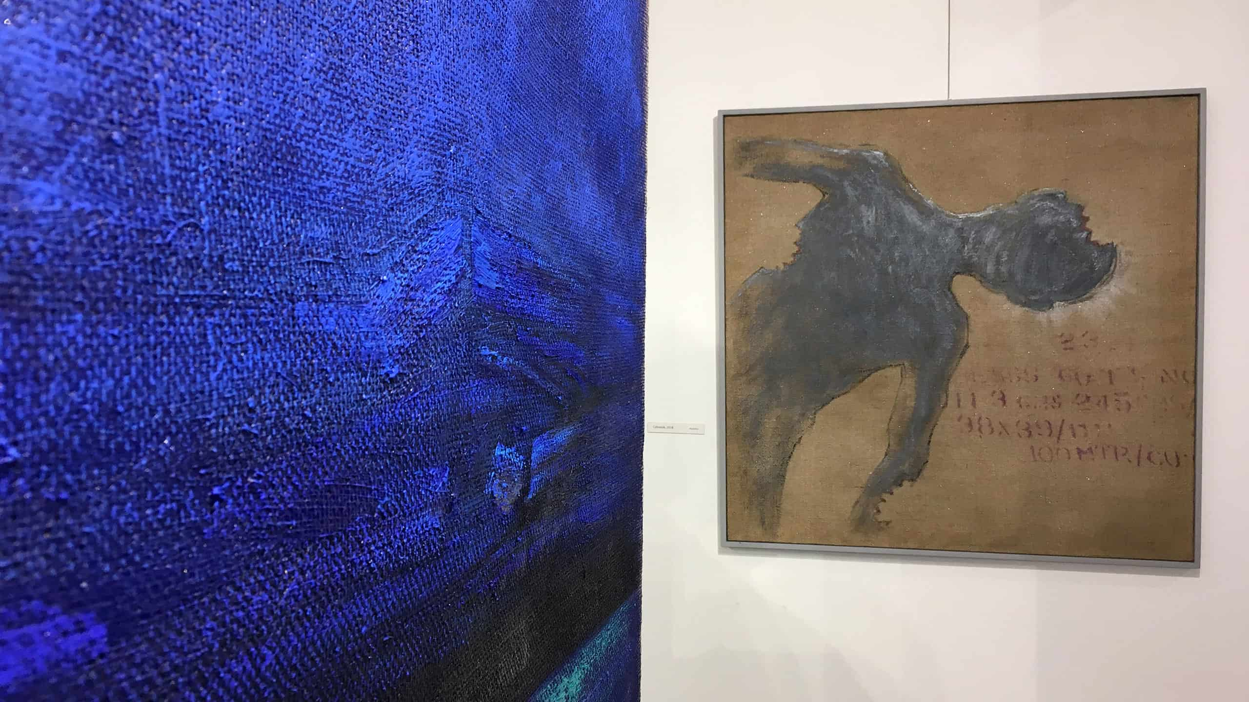 Wystawa malarstwa Zbigniewa Gręziaka, fot. Paweł Wroński
