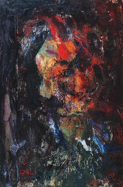 Salvador Dali 1967 - Jan Naliwajko