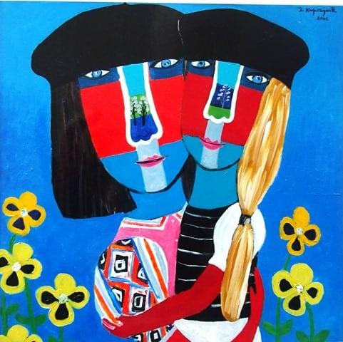 kupczynski malarz