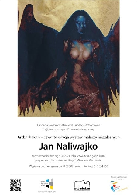 jan naliwajko artysta malarz