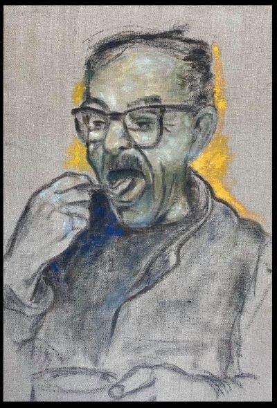 nikofor portret lassota jerzy malarz